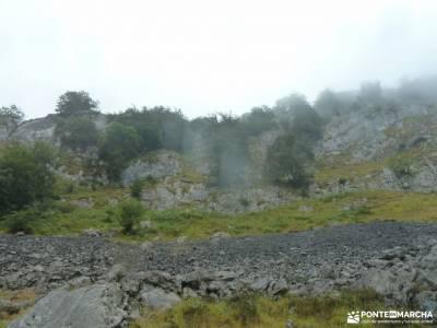 Parque Natural de Urkiola;valle de anso las barrancas salto del gitano parque nacional guadarrama ho